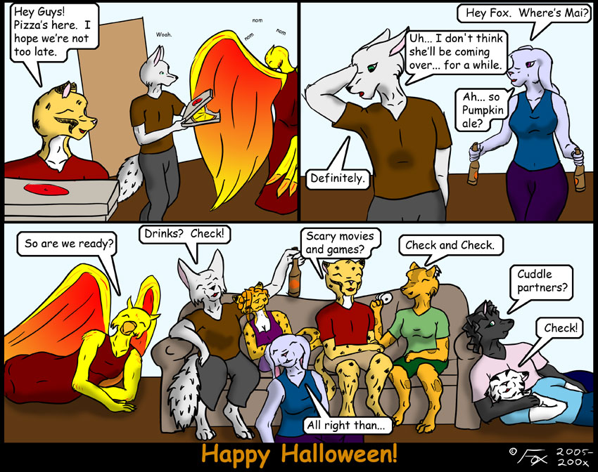 Halloween fun 2009